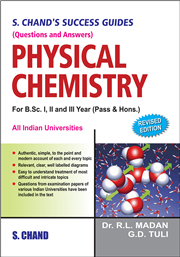 Schand's Success Guides (Q/Ans.) Physical Chemistry