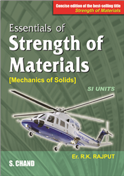 ESSENTIALS OF STRENGTH OF MATERIALS [MECHANICS OF SOLIDS]