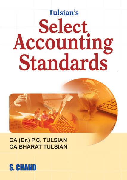 Tulsian's Select Accounting Standards, 1/e