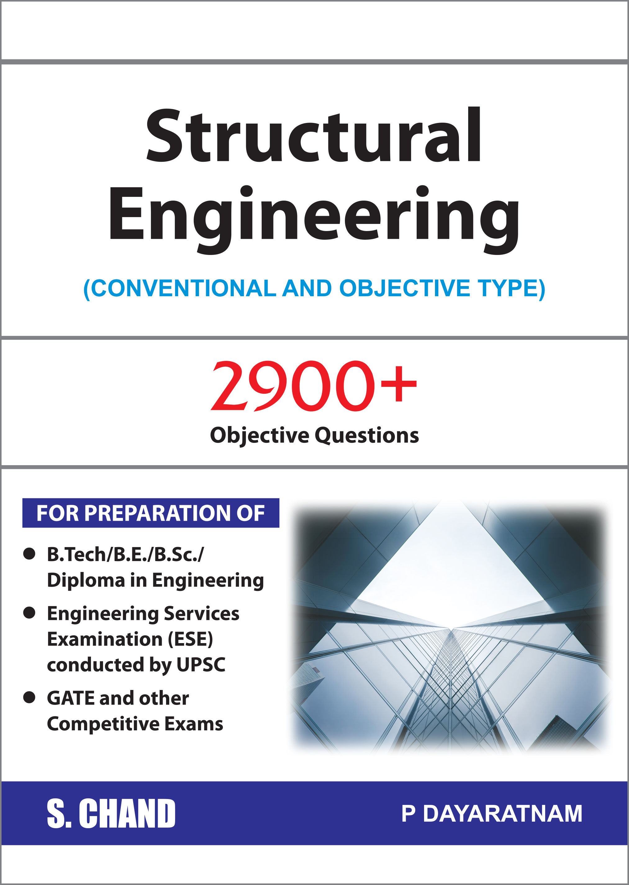 Structural Engineering (Conventional and Objective Type)