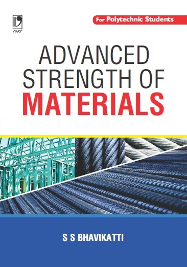 """ADVANCED STRENGTH OF MATERIALS: <Span Class=""""Subtitlevalue"""">(FOR POLYTECHNIC STUDENTS) </Span>"""