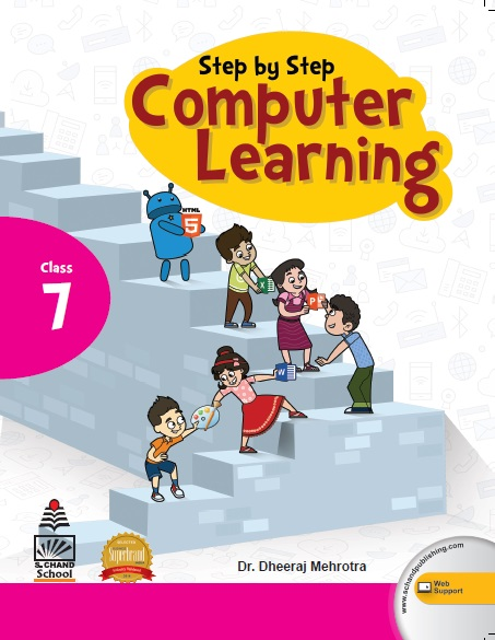 Step by Step Computer Learning Book-7
