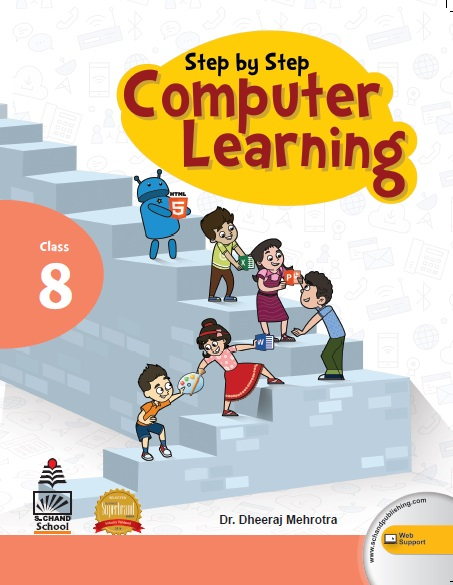 Step by Step Computer Learning Book-8