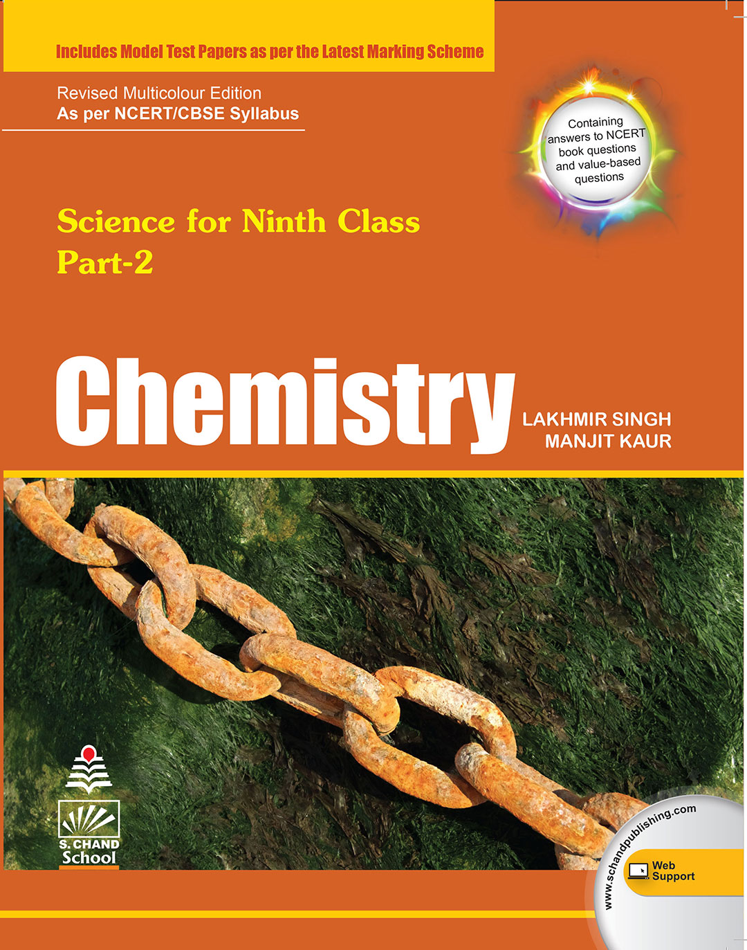 Science For Ninth Class Part 2 Chemistry