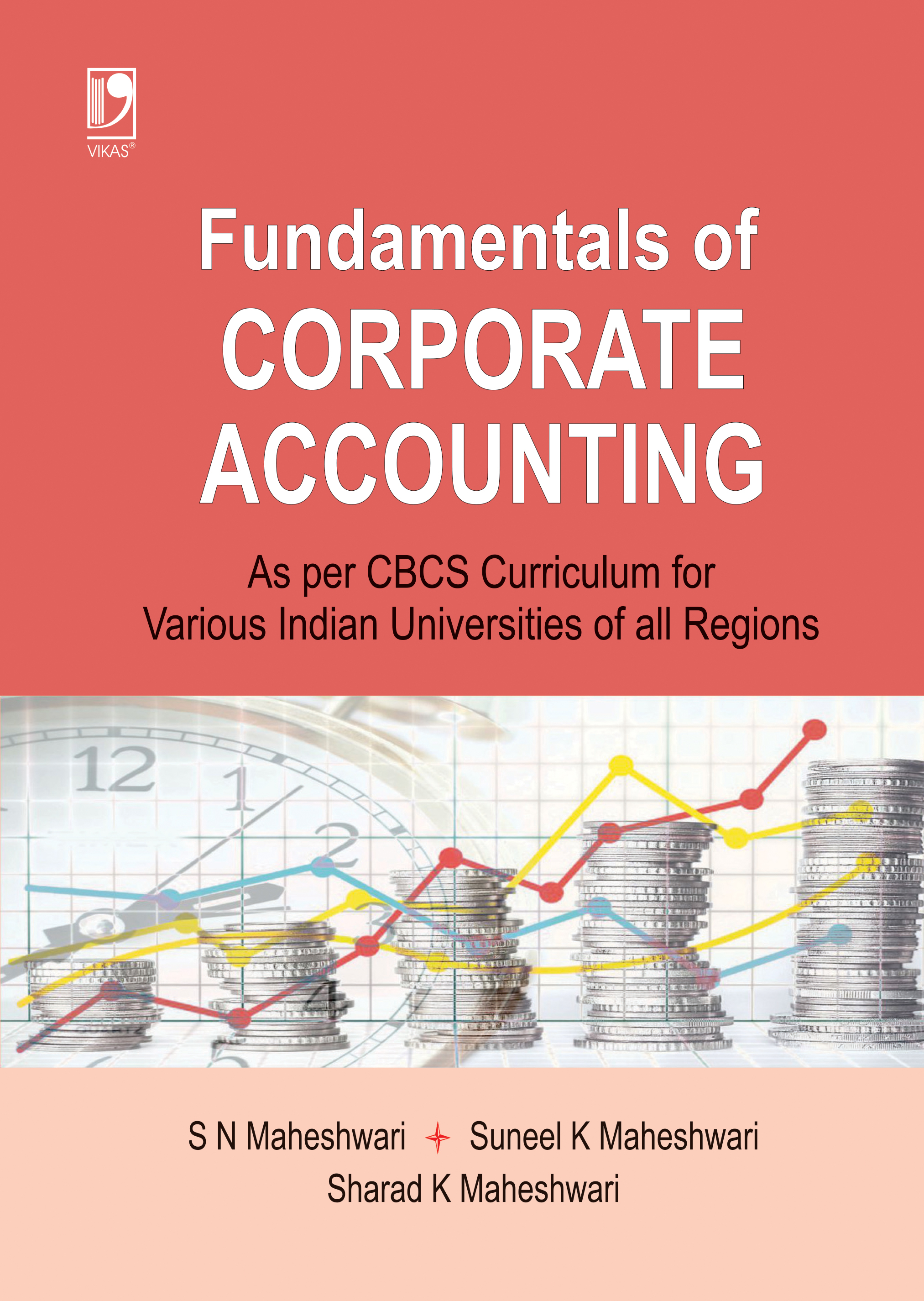 Fundamentals of Corporate Accounting (As per CBCS)