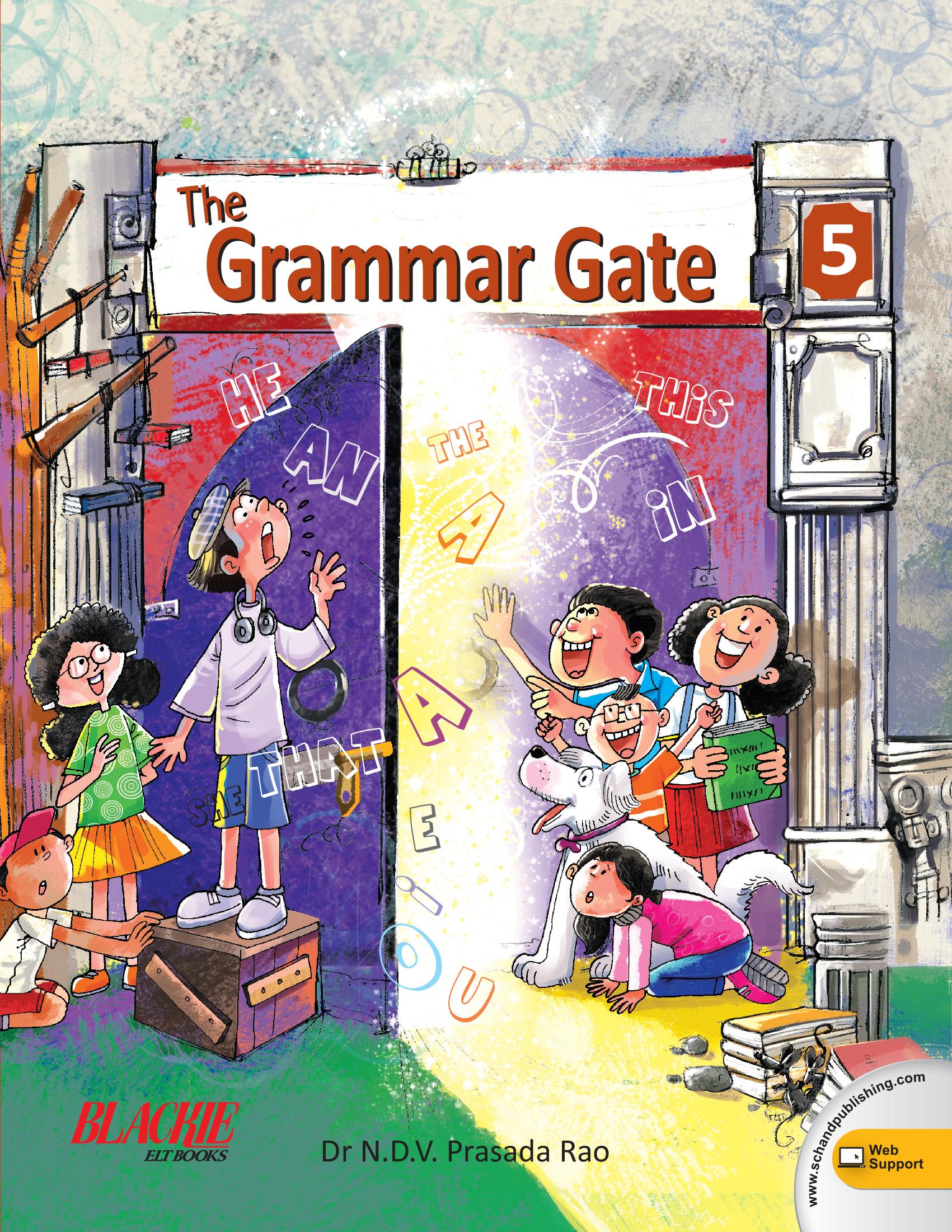 The Grammar Gate Book-5, 1/e