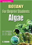 Botany for Degree Students Algae, 34/e  by  B R VASHISHTA