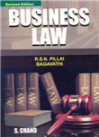 Business Law, 3/e  by  R S N Pillai