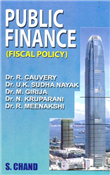 Public Finance (Fiscal Policy), 4/e  by  M Girija