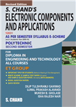 S.Chand's Electronic Components and Applications, 1/e  by  Dilip Gaikkwad