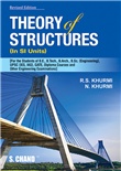 Theory of Structures, 12/e  by  R S Khurmi