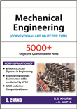 Mechanical Engineering: (Conventional and Objective Type) by  R S Khurmi