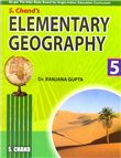 S. Chand's Elementary Geography For Class-5 by  Dr Ranjana Gupta