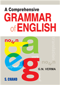 A Comprehensive Grammar of English  by  G.N. Verma