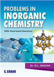 Problems in Inorganic Chemistry by  R L Madan