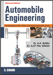 Automobile Engineering by  Er. A.K. Babu