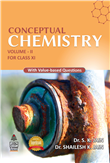 Conceptual Chemistry Book 11 Vol 2 by  Dr. S.K.  Jain