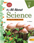 It's All About Science Biology Class 8, 1/e  by  A P Misra