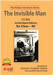 The Invisible Man for Class XII by H. G. Wells