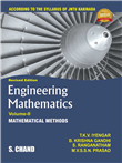Engineering Mathematics  Vol. 2 - Mathematical Methods (JNTU Kakinada) by  Dr. T K V Iyengar