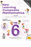 New Learning Composite Mathematics-6 by  S.K. Gupta