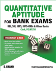 Quantitative Aptitude for Bank Exams (Preliminary & Main) by  Vijay Shankar Srivastava