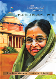 An Inspirational Journey - Pratibha Devisingh Patil, 1/e