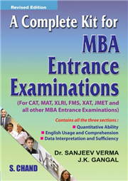 A Complete Kit for MBA Entrance Examination, 1/e