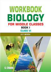 Biology for Middle Classes Workbook-1