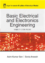 Basic Electrical and Electronics Engineering (University of Mumbai), 1/e