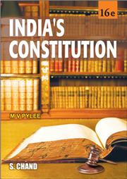 INDIA'S CONSTITUTION, 16/e