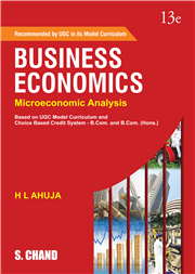 BUSINESS ECONOMICS (MICROECONOMIC ANALYSIS), 13/e