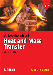 A Textbook of Heat and Mass Transfer (SI Units), 7/e