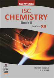 ISC Chemistry Book II for Class XII