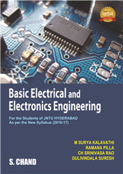 Basic Electrical and Electronics Engineering (For JNTU, Hyderabad)