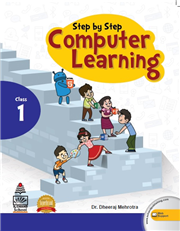 Step by Step Computer Learning Book-1, 2/e