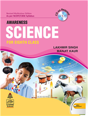 AWARENESS SCIENCE FOR CLASS 8
