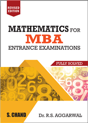 Mathematics for MBA Entrance Examinations