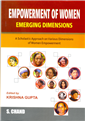 Empowerment of Women (Emerging Dimensions), 1/e  by  Dr. Krishna Gupta