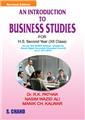 An Introduction to Business Studies (Assam), 2/e  by  Dilip Gaikkwad