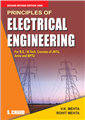 Principles of Electrical Engineering by  V K MEHTA
