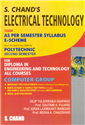 S.Chand's Electrical Technology for Computer Group II Sem Polytechnic, 1/e  by  Dilip Tulshiramji Gaikwad