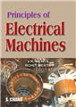 Principle of Electrical Machines, 2/e  by  V K MEHTA