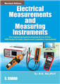 Electrical Measurements and Measuring Instruments, 2/e  by  Er. R K Rajput