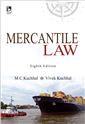 MERCANTILE LAW, 8/e  by  M C Kuchhal