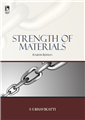 Strength of Materials, 4/e  by  S S Bhavikatti