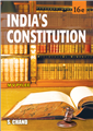 INDIA'S CONSTITUTION, 16/e  by  PROF. DR M V PYLEE