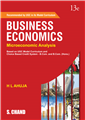 Business Economics (Microeconomic Analysis), 13/e  by  H L Ahuja