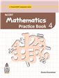 NCERT Mathematics Practice Book 4 by Sheela Khandelwal