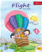 Flight Term -1 for Class 1 by  Alka Singh